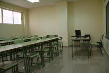Amplias aulas