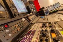 Estudio grabaciones musicales