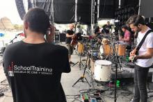 Técnico de Sonido - Weekend Beach Festival