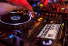 Cabina DJ Live Show