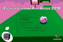 Escuela de verano. Actividades para jóvenes en Sevilla. Programación de videojuegos para niños.