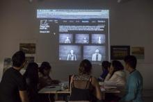 Taller de Projection Mapping I