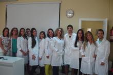 Alumnos de Campus Dental
