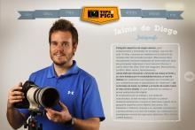 Cursos de Fotografía Tips4Pics (socio y profesor Jaime de Diego)