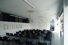 Aula Magna de la Escuela
