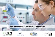 MBA Internacional Industria Farmacéutica COFM IIBS