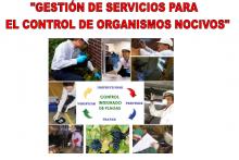 GESTIÓN DE SERVICIOS PARA EL CONTROL DE ORGANISMOS NOCIVOS