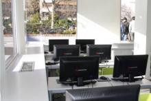 Aula de Informática del Instituto Superior del Medio Ambiente
