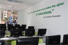 Aula de Informática Instituto Superior del Medio Ambiente