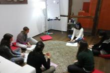 Sesión de Psicodrama