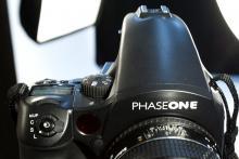 Equipamiento de cámaras Phase One