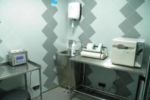 Sala de esterilización - Madrid
