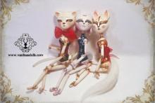 Ooak Art Dolls, muñecas únicas, de Vasilisa's Dolls