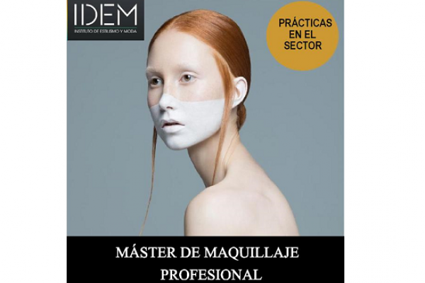 dd0d499a2 Masters Maquillaje Profesional MADRID Instituto Idem | Emagister