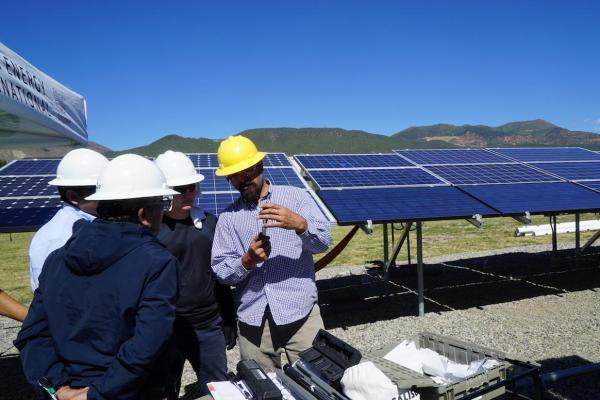Curso De Energ 237 A Solar Fotovoltaica Instalaci 243 N De