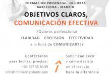 Formación Presencial para aprender a comunicar efectivamente, según nuestros objetivos
