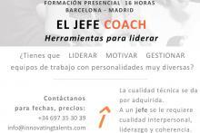 Formación Presencial el Jefe Coach