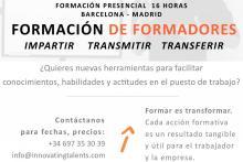 Formación Presencial para Formadores Internos