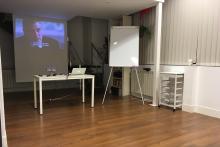 Nuestra sala coaching y formación en Madrid Alcobendas