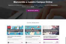 Campus Online de Universidad Ecommerce