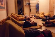 Taller de Relajación y Manejo del Estrés