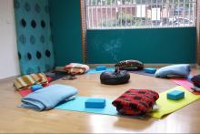 Descubre nuestro taller de Mindfulness. Todos los jueves de 19.30 a 20.45 o los sábados de 10.00 a 11.15 horas. Primera clase totalmente gratuita y sin compromiso.