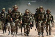 Curso de preparación para ingreso en las Fuerzas Armadas