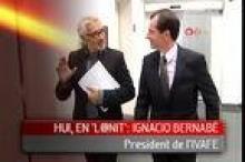 Ignacio Bernabé, Presidente del IVAFE