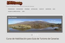 Curso de habilitación para guía de turismo de Canarias