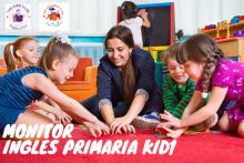 Curso Extraescolar de ingles para Primaria kid1