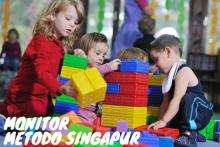 Monitor Método Singapur