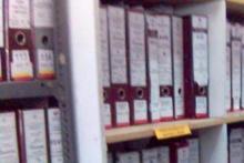 Ordenamiento de Registros en proyecto ISO 9001:2008