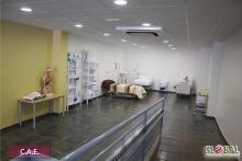 Laboratorio de Cuidados Auxiliares de Enfermería