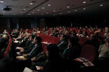 Presentación pública de INFEBEX. Centro de Convenciones de MAPFRE en Madrid