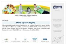 Ejemplo de certificación.