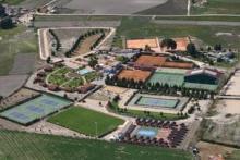 Vista aérea JC Ferrero Equelite Sport Academy