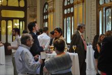 Acto de Clausura Curso en el Palacio de Bolsa de Madrid