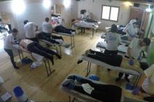 Prácticas de masaje