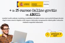CURSOS GRATUITOS ONLINE PARA TODAS LAS COMUNIDADES AUTÓNOMAS