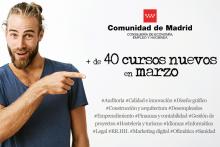 Cursos gratuitos presenciales de la Comunidad de Madrid
