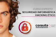 CURSOS EXPERTO EN SEGURIDAD INFORMÁTICA Y HACKING ÉTICO