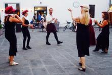 Curso de Danza de la Commedia dell'Arte en Florencia