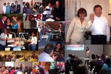 Dra. Mabel Barazarte (entrevistas, conferencias, encuentros)