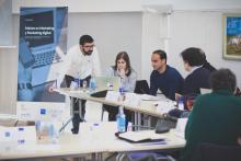 Sesión Máster Marketing y Marketing Digital con Rubén Bastón