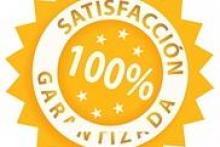 Garantía satisfacción 100 %. Asesoría digital.