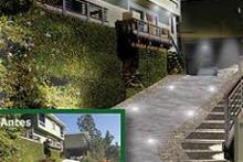 Una de las imagenes del CURSO AUTOCAD + PHOTOSHOP aplicado al Diseño de Parques y Jardines