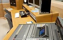 estudio de toma de sonido con protools