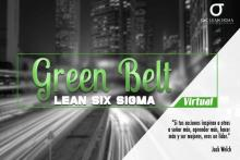 Green Belt Lean Six Sigma Virtual