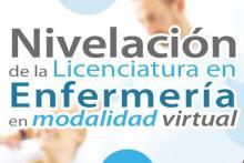 Nivelación de Enfermería modalidad virtual