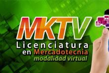 Licenciatura en Mercadotecnia modalidad virtual
